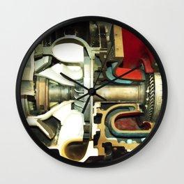 jetaway Wall Clock
