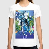 aloha T-shirts featuring Aloha! by Robin Curtiss