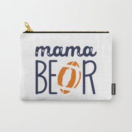 LIMITED EDITION - FOOTBALL MAMA BEAR Carry-All Pouch