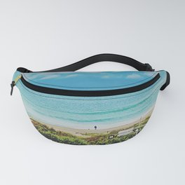 Overlooking Ponto Beach Fanny Pack
