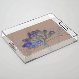 Joshua Tree Acid Wash by CREYES Acrylic Tray