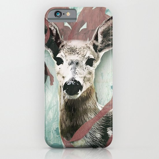 majestic fawn iPhone & iPod Case