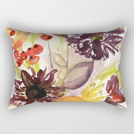 The Last Hurrah Rectangular Pillow