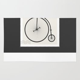 Penny Farthing 1891 Rug