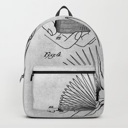Toy and process of use Backpack