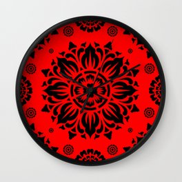 PATTERN ART11 Wall Clock