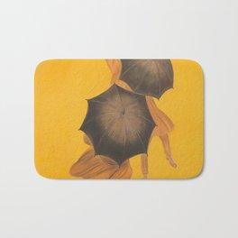 Vintage poster - Parapluie-Revel Bath Mat