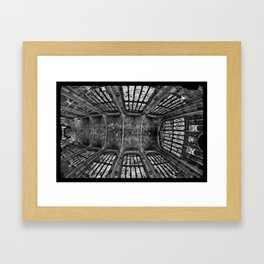 Kings College chapel, Cambridge Framed Art Print