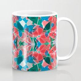 Abstract pattern , rustic Coffee Mug