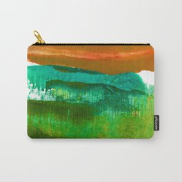 Encaustic Abstract No.27M by Kathy Morton Stanion Carry-All Pouch