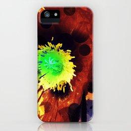 Les coquelicots [2] Copper tremens iPhone Case