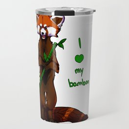 I love my bamboo (tablet) Travel Mug