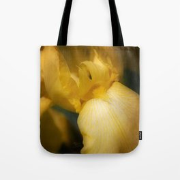The Enticing Flame Tote Bag