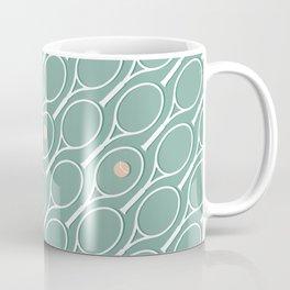 Sea Tennis #society6 #decor #buyart Coffee Mug