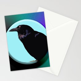 The Raven Stationery Cards