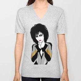 Siouxsie Sioux Unisex V-Neck