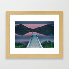 Colorscape VIII Framed Art Print