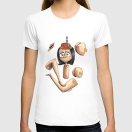 I´m not your ideal doll. T-shirt
