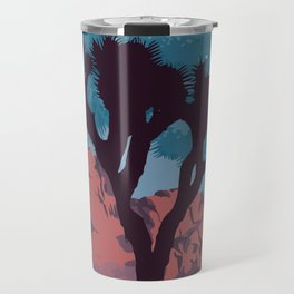 Joshua Tree National Park. Travel Mug