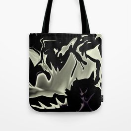 Moon Liquified Tote Bag