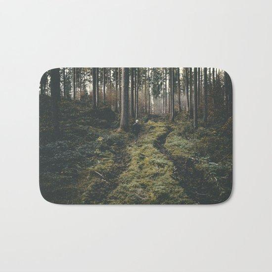 explore - Landscape Photography Bath Mat