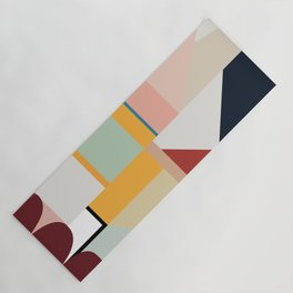 modern abstract II Yoga Mat