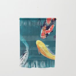 Water Ballet Wall Hanging