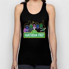 Hamsterdam Street Unisex Tank Top