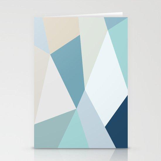SPRING LOVE { BLUE } Stationery Cards