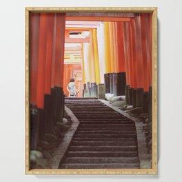Fushimi Inari Serving Tray