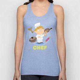 Chef Unisex Tank Top