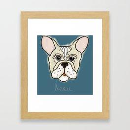 Beau Framed Art Print