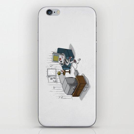 True Computer Love iPhone & iPod Skin
