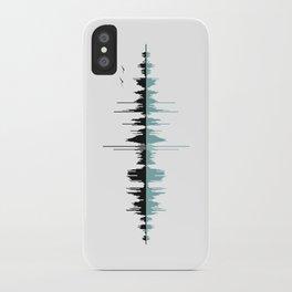 Music City iPhone Case