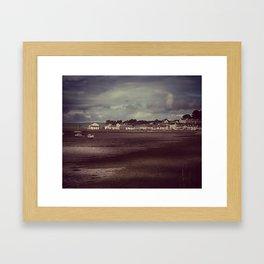 Instow Village Framed Art Print