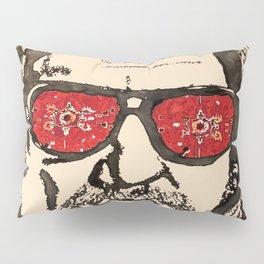"""""""The Dude Abides"""" featuring The Big Lebowski Pillow Sham"""