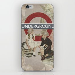 The Underground iPhone Skin