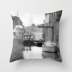 Penryn Bridge Throw Pillow