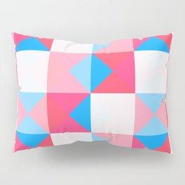 geometric retro classic design ogun Pillow Sham