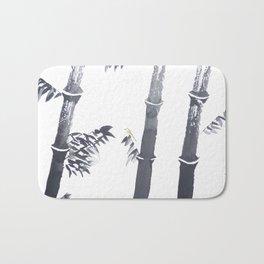 Chinese painting Bath Mat