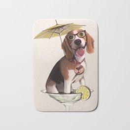 Tessi the party Beagle Bath Mat