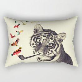This is Not a Tiger Rectangular Pillow