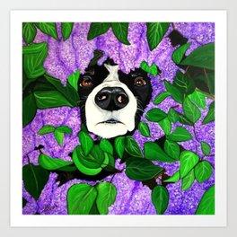 """Must Love Dogs"" Art Print"
