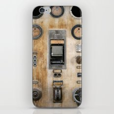 Captain Nemo iPhone & iPod Skin