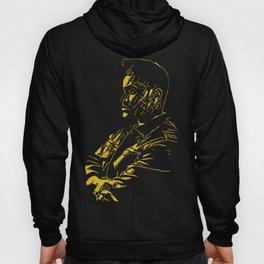 The Weeknd // Starboy Artwork Hoody