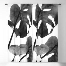 Monstera Vibes #2 #minimal #decor #art #society6 Blackout Curtain