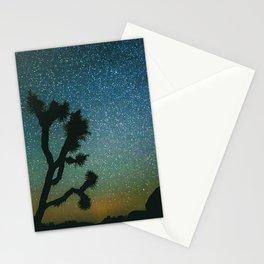 Joshua Tree Milky Way Stationery Cards