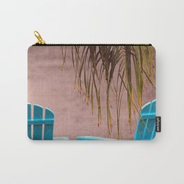 Tropical Rain Carry-All Pouch