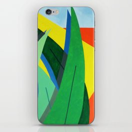 Plantain - Paint iPhone Skin