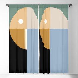 Contemporary 44 Blackout Curtain